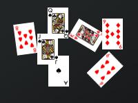 Pokerikäsien arvot ja niiden järjestys